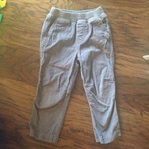 Tea collection boys corduroy pants